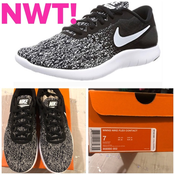 2096e6fa8346c NIKE FLEX CONTACT TENNIS SHOES. M 5aa6dafd9d20f05f058879de